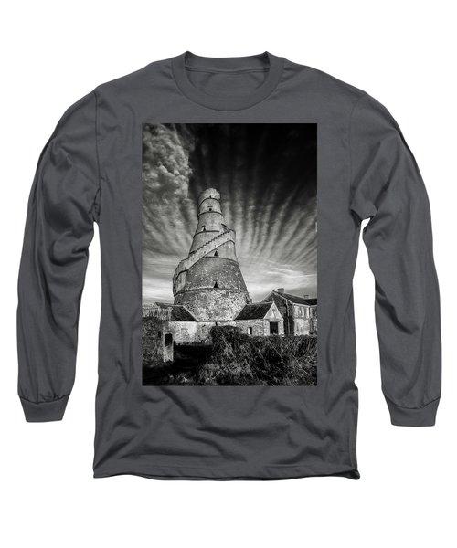 The Wonderful Irish Barn Long Sleeve T-Shirt