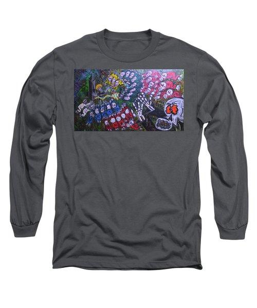 The Wooorship Long Sleeve T-Shirt