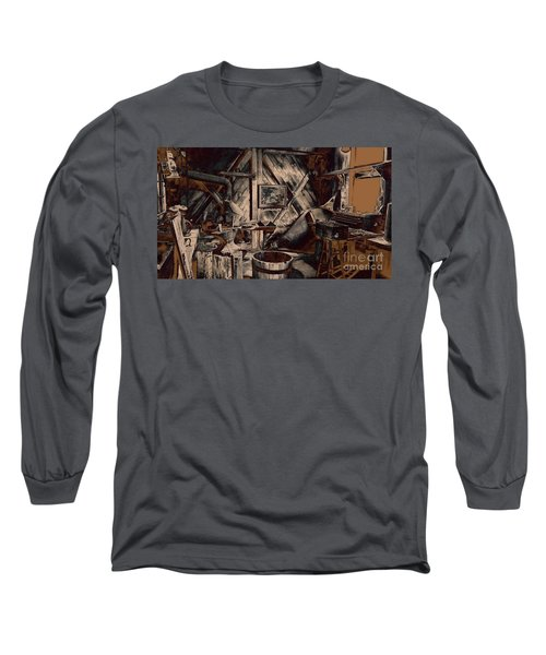 The Workshop Long Sleeve T-Shirt
