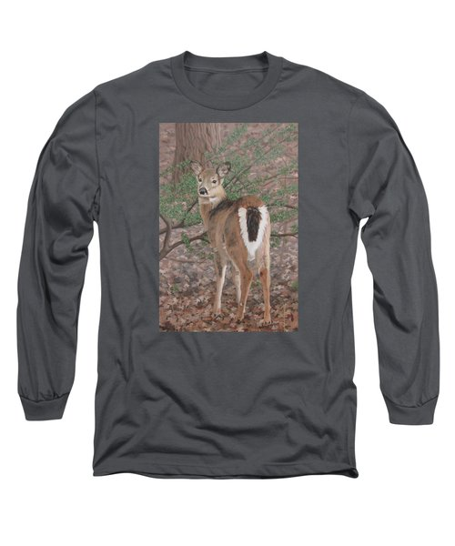 The Yearling Long Sleeve T-Shirt by Sandra Chase
