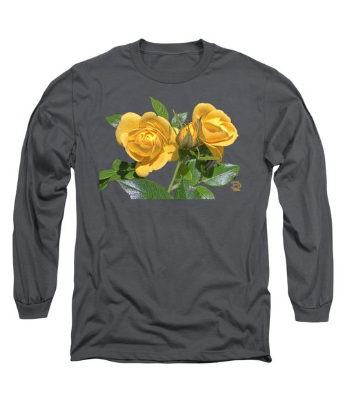 The Yellow Rose Family Long Sleeve T-Shirt