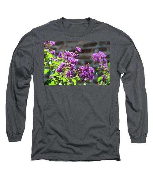 Theater Magic Long Sleeve T-Shirt by Ed Waldrop