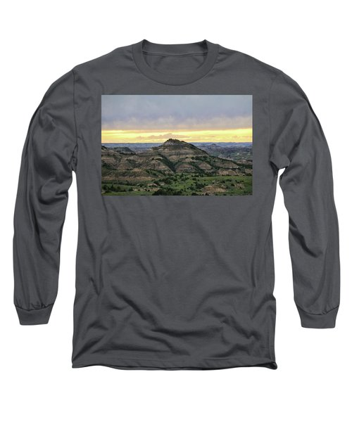 Theodore Roosevelt National Park, Nd Long Sleeve T-Shirt