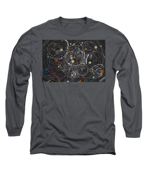 Theories Of Everything Long Sleeve T-Shirt