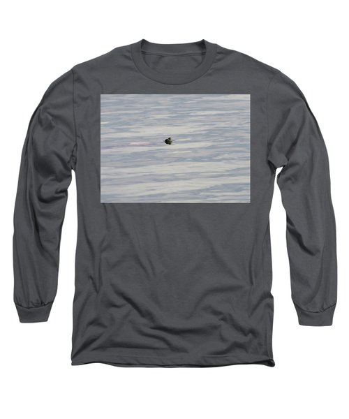 There He Is Long Sleeve T-Shirt by Laurel Powell