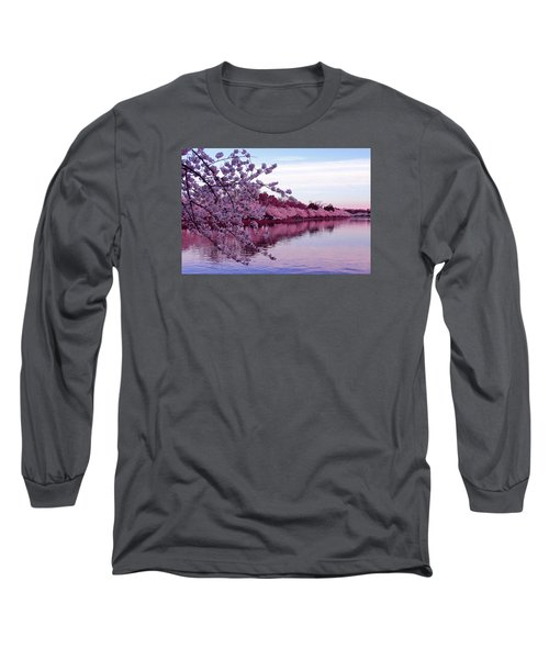 There Was A Time Long Sleeve T-Shirt by Iryna Goodall