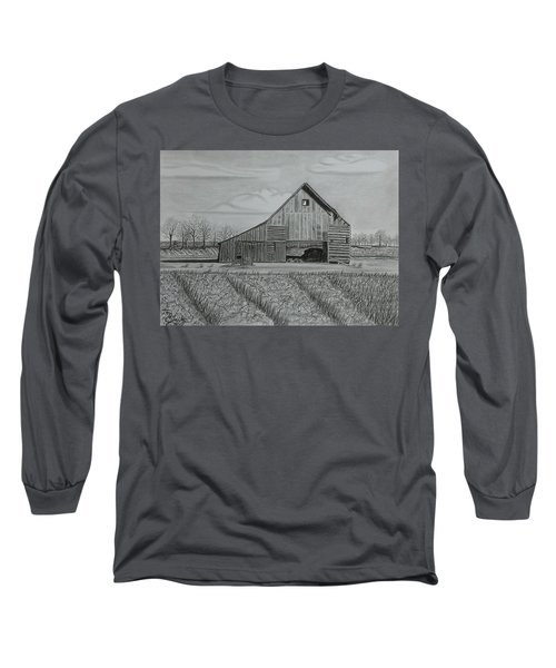 Theresa's Barn Long Sleeve T-Shirt