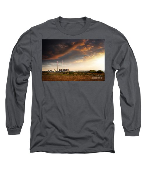 Thermoelectrical Plant Long Sleeve T-Shirt