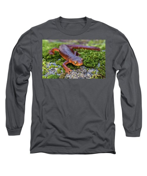 They Do Exist Long Sleeve T-Shirt by Scott Warner