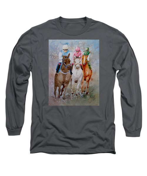 They're Off Long Sleeve T-Shirt