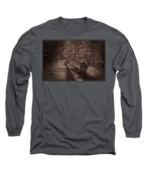 Hitting The Wall Long Sleeve T-Shirt