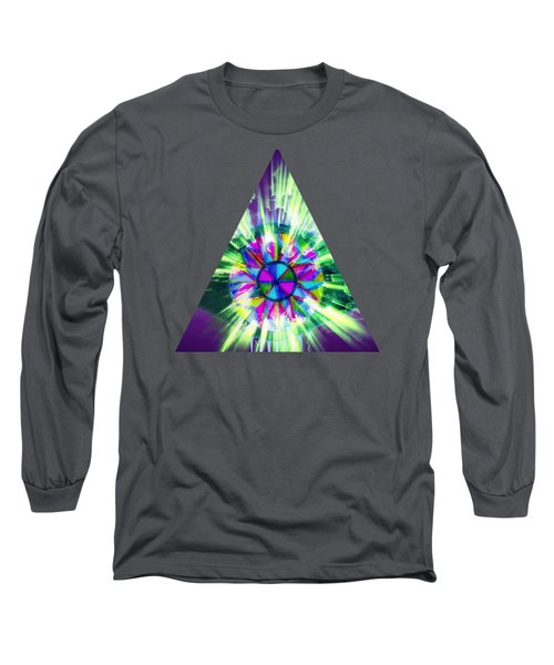 Third Eye Opening Long Sleeve T-Shirt