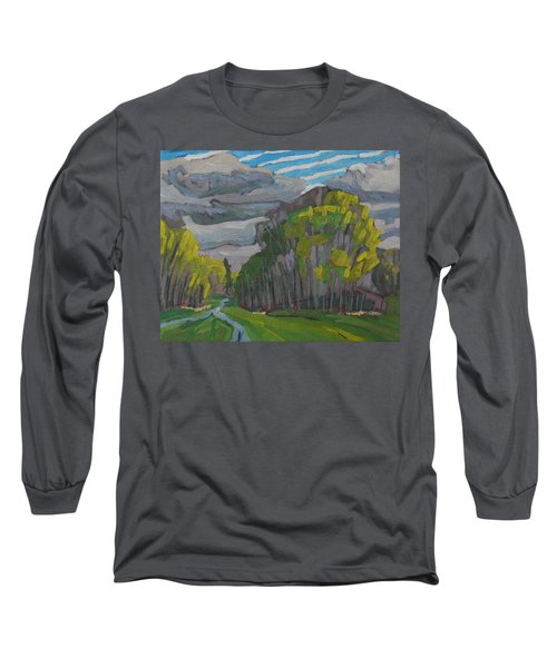 Thirty Shades Of Green Long Sleeve T-Shirt