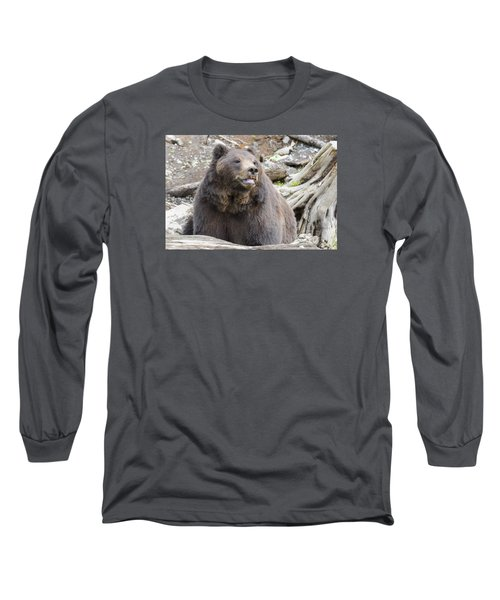 This Is Me Smiling Long Sleeve T-Shirt