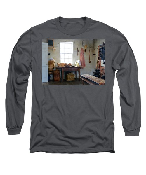 This 'ol Kitchen Long Sleeve T-Shirt by Christopher McKenzie
