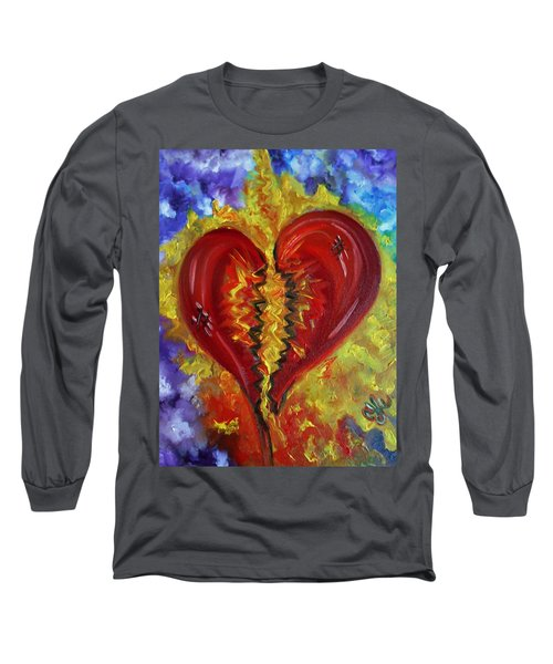 This Old Heart Of Mine Long Sleeve T-Shirt