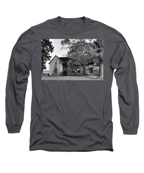 This Old House 2 Long Sleeve T-Shirt by Gary Hall