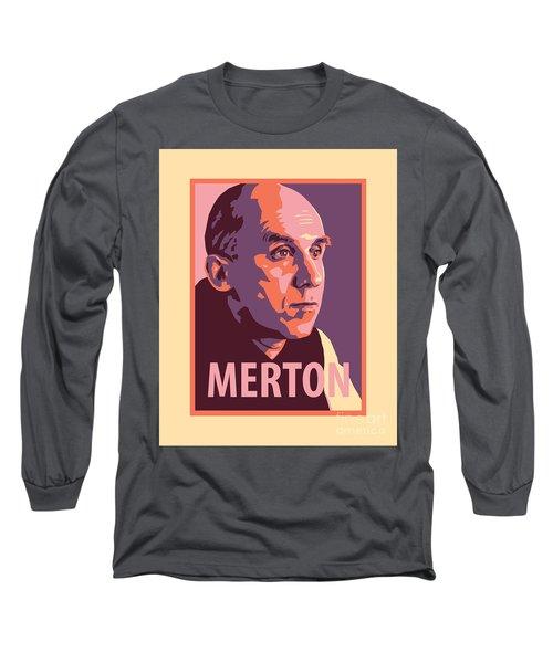 Thomas Merton - Jltme Long Sleeve T-Shirt