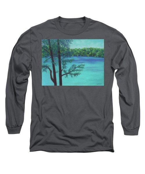 Thoreau's View Long Sleeve T-Shirt