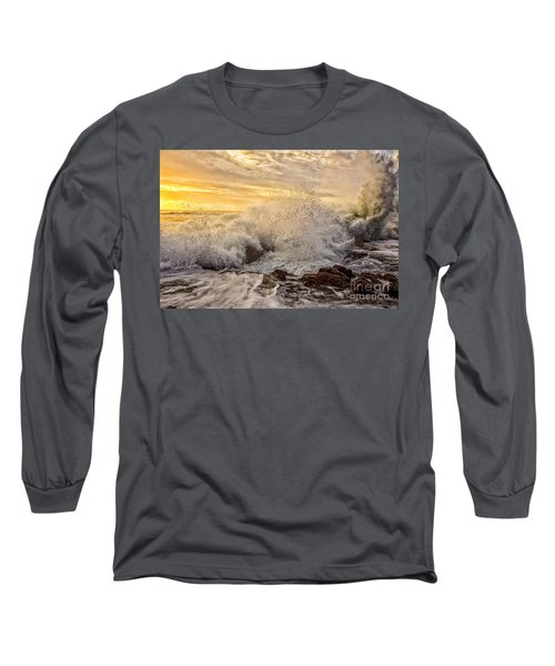 Thor's Wave Long Sleeve T-Shirt