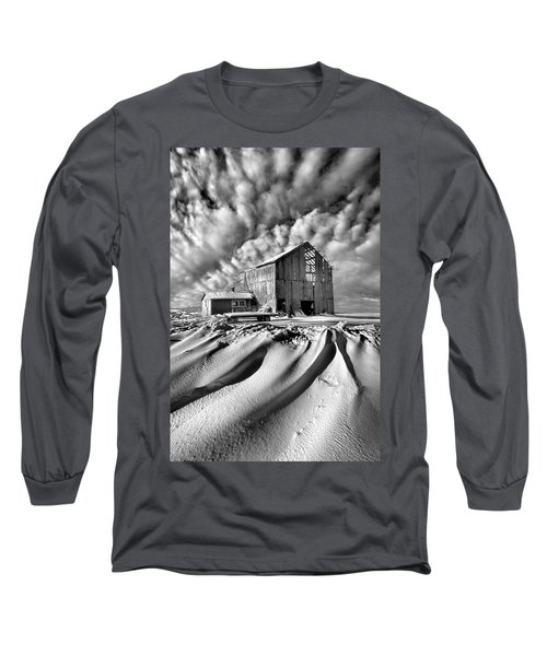 Long Sleeve T-Shirt featuring the photograph Those Were The Days by Phil Koch