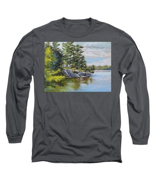Thousand Islands Long Sleeve T-Shirt