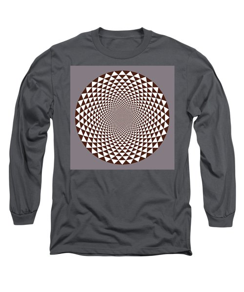 Thousand Petal Lotus Long Sleeve T-Shirt