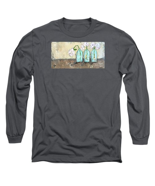 Three Of A Kind Long Sleeve T-Shirt