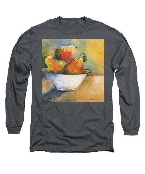 Pearing Up Long Sleeve T-Shirt