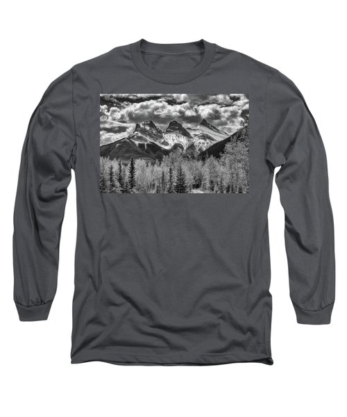 Three Sisters Long Sleeve T-Shirt