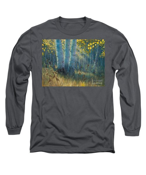Three Sisters - Spirit Of The Forest Long Sleeve T-Shirt