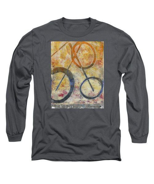 Three Worlds I Long Sleeve T-Shirt