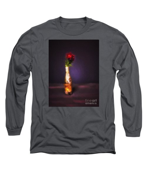 Long Sleeve T-Shirt featuring the photograph Thrill No. 1  ... by Chuck Caramella