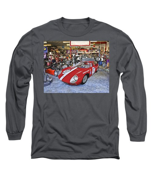 Throphy Car Long Sleeve T-Shirt