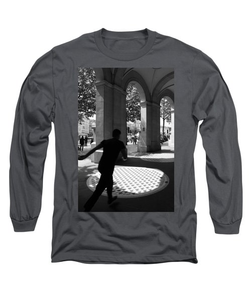 Through The Arches Long Sleeve T-Shirt