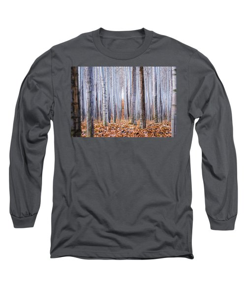 Through The Layers Long Sleeve T-Shirt