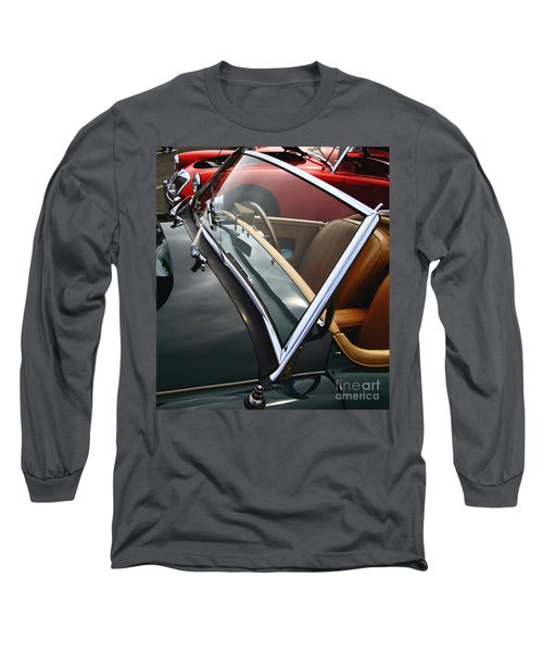 Long Sleeve T-Shirt featuring the photograph Through The Looking Glass by Stephen Mitchell