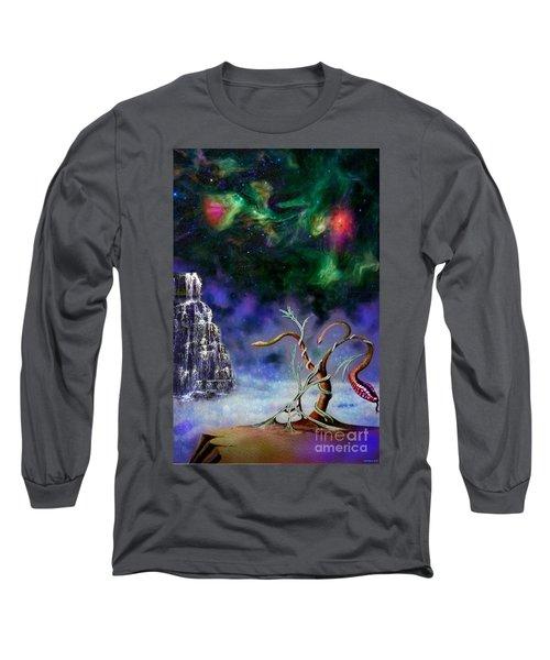 Through The Mirror Long Sleeve T-Shirt