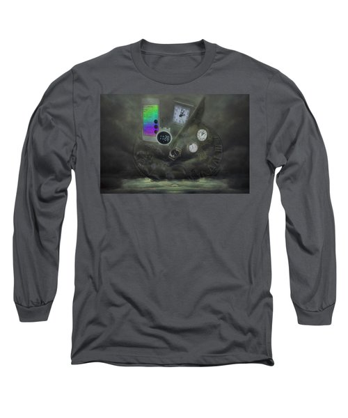 Through The Mists Of Time Long Sleeve T-Shirt