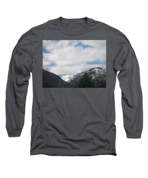Through The Pass Long Sleeve T-Shirt by Jewel Hengen