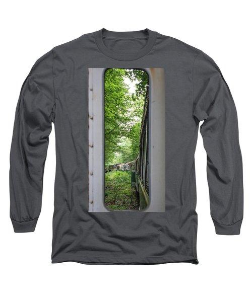 Through The Window Long Sleeve T-Shirt