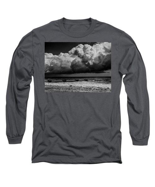Thunder Head By The Sea Long Sleeve T-Shirt
