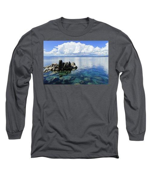Thunderclouds Long Sleeve T-Shirt