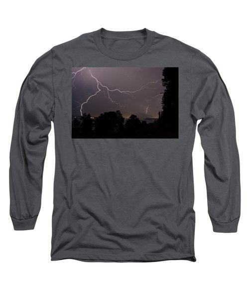 Thunderstorm II Long Sleeve T-Shirt