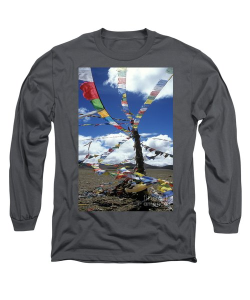 Tibet_304-8 Long Sleeve T-Shirt