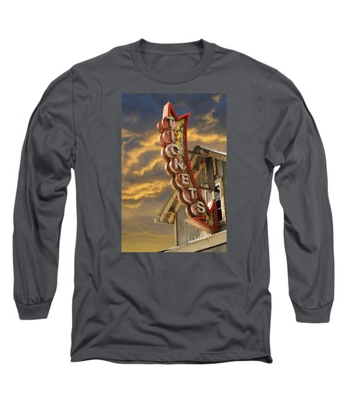 Long Sleeve T-Shirt featuring the photograph Tickets  by Laura Fasulo