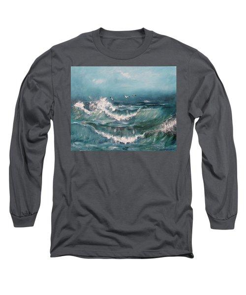 Tide Long Sleeve T-Shirt