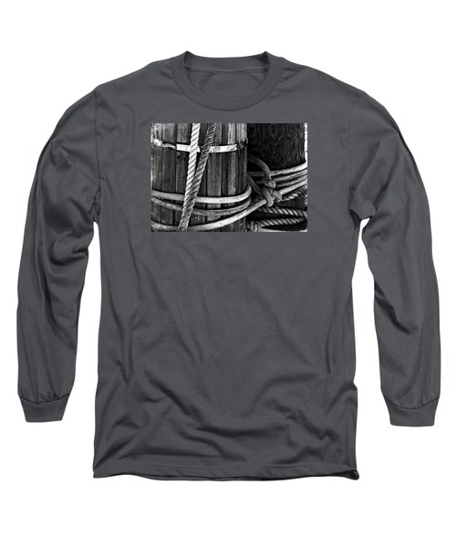 Tied Up Long Sleeve T-Shirt