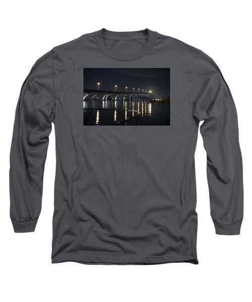 Tierra Verde Bridge Long Sleeve T-Shirt
