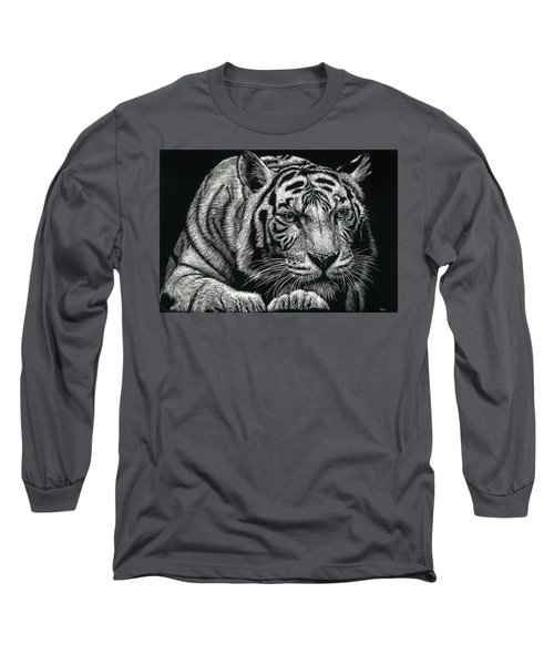 Tiger Pause Long Sleeve T-Shirt